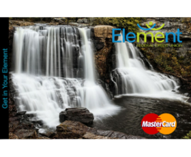 Debit Card Blackwater Falls