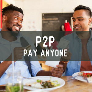 P2P Pay Anyone