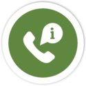 Phone with information icon