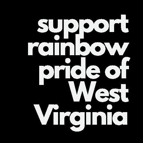 support rainbow pride of west virginia